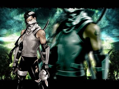 Zabuza - From Naruto as well.