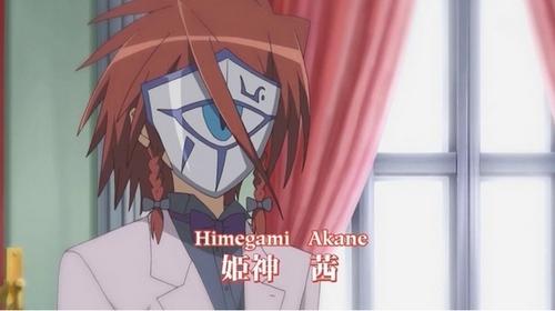 Okay here's Himegami Akane from Hayate no Gotoku!!
