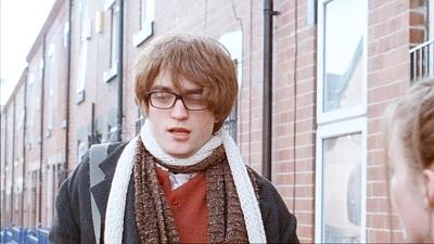 I love adorkable nerdy Robert<3