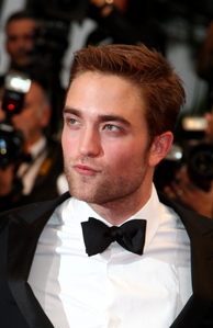 Pattinson is always picture perfect<3
