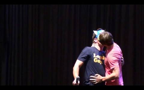 When John and Scott are togethar, its picture perfect<3