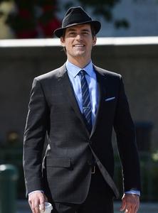 What an amazing smile Matt has :)