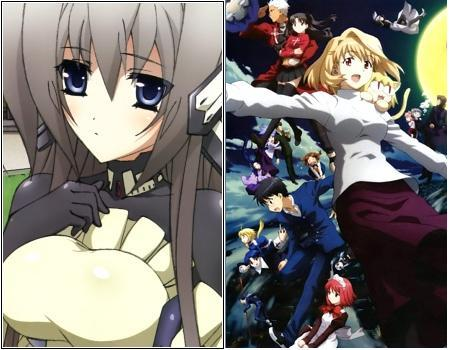 A third for Horizon in the Middle of Nowhere & a fourth for Carnival Phantasm.