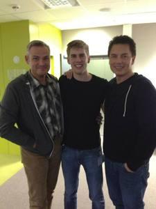 John, Sam, Gavin!