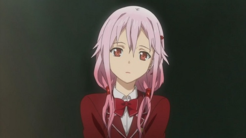 I want to be inory from guilty crown;DDD
