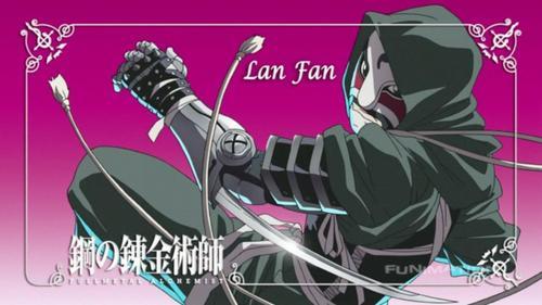 Lan shabiki from fma brotherhood.