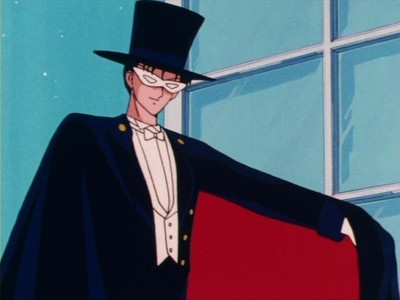 But how did no one post [i]Tuxedo[/i] Mask yet!?