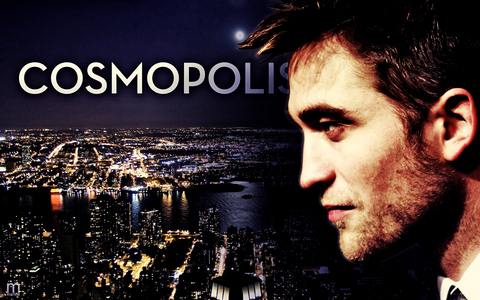 I Amore this cool and sexy wallpaper of Robert from Cosmopolis<3