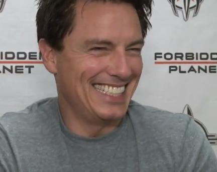 John the laughing man