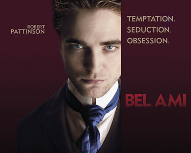 of course I do.My room is practically a shrine to Robert Pattinson.My temptation.My seduction.My obsession<3