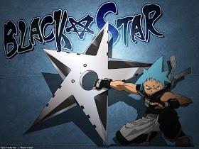Black*Star and Tomoya!