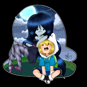 Personally I think it would be good choice to pick Marceline.  <i>*My opinion. Do not shoot me.</i>