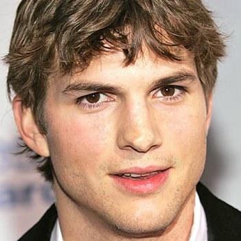 Here's Ashton Kutcher <: