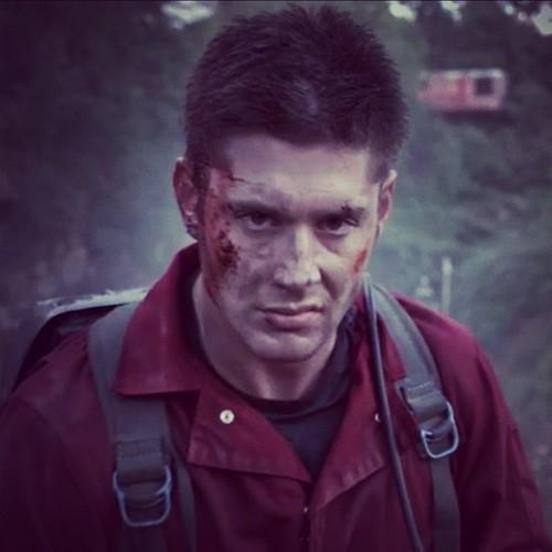 Jensen in My Bloody Valentine