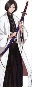 I find Retsu Unohana from Bleach beautiful.