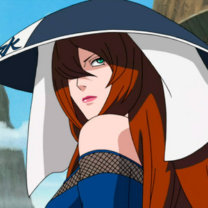 Mei Terumi - 5th Mizukage of the Hidden Mist Village