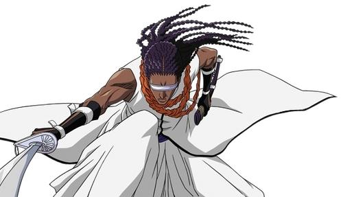 Kaname Tousen (Bleach)
