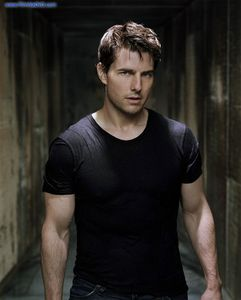 Well known hottie Tom Cruise <3