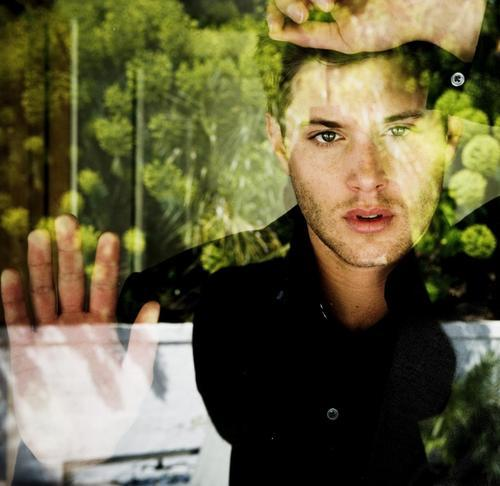 Jensen Stunning in all his pictures :)