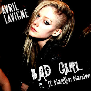 Mine for Bad Girl ft. Marilyn Manson from her upcoming self-titled album.