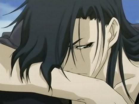 Susumu Yamazaki from Peacemaker Kurogane. Susumu is a ninja.