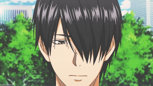 Himuro :D Kuroko no Basuke
