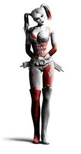 go for Harley Quinn arkham city.