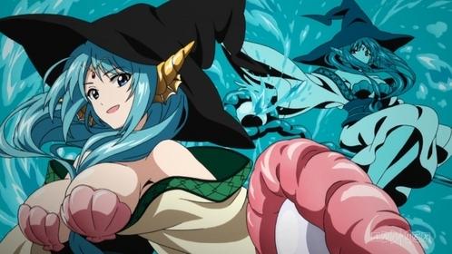 Yamuraiha from Magi.