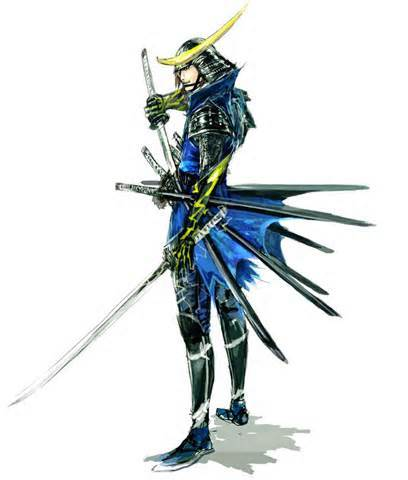 fecha Masamune! Samurai Knights! The anime I started watching today. No spoilers if youve seen it please