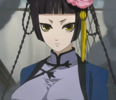 Ranmao from Kuroshitsuji.