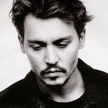 Johnny Depp Sexy in any color..