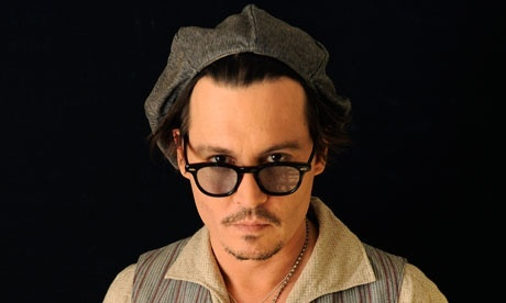 Johnny Depp Those eyes! He can work any hat