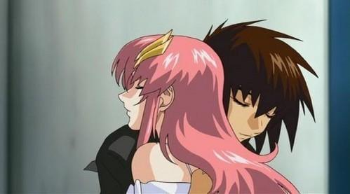 Gundam Seed had been adapted into a manga.