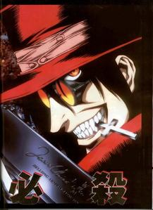 ((If Alucard was the last one I saw before I died, I'd be okay with that, even if he was my killer.))
