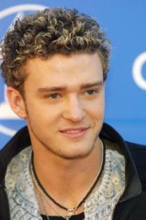 Justin Timberlake before he became an actor<3