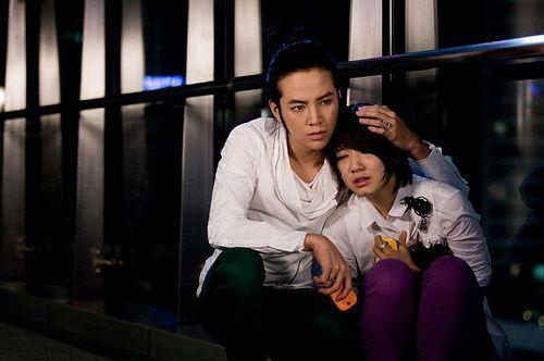 <i> JANG GEUN SUK!!!! YEYYYY!! JANG GEUN SUK AND PARK SHIN HYE 4ever!!! <333 </i>