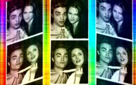 my sweetie,Robert with his sweetie,Kristen<3