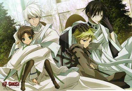 Younger Frau and Teito
