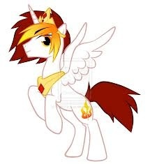 The names dash.....fire dash, prince of canterlot and vrienden with applejack, he will help her, so can I kom bij Sean? Also its my first time using this fd version for any rp /)(^_^)(\
