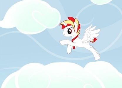 Name:fire dash Age:roughly 1100 years old Gender:stallion Colours:coat is white, mane and tail is red,yellow and কমলা Race:alicorn Job:he dosnt have a clear job as he goes where he is needed but he is supposed to be a royal guard as he had several years of training and experience fighting in the first টাট্টু war and against many of the greatest enemies of equestria like king sombra, discord and the changlings Likes:fire, love, doctor whooves , his sisters and himself Dislikes: any faults in a pony, disrespect and hate Friends:fire dash is বন্ধু with the mane 6 though he tries to stay away from twi, he's also বন্ধু with derpy, doctor whooves, nocturnal mirage and Sean(or anyone else in the ফ্যানপপ universe) Family:celestia and luna(sisters) applejack(girlfriend) rarity(lover) Egos:fire dash(normal ego) blaze(a charming mare that harnesses all the flame powers আগুন dash has) commander আগুন spark(former friend that when he died he got stuck in আগুন dash's egos and will always be with him) nightmare dash(his form when he started his anger, he sometimes changes into her when his angers has reached শীর্ষ levels, she also talks to him) sombra dash(when he fought sombra he took darkness from him and then grew strength from the darkness) Cutie mark:shows his efficiency in combat(the sword) and the আগুন that he can control as he is a pyro-equine, Backstory:fire dash was created দ্বারা princess celestia when she was a filly, he was then instated into a guards academy,unluckily when he was training changelings attacked and killed most of his friends, he faced কুইন chrysalis' son and killed him but had been changed half changling, making him have the ability to morph, he later fought discord until he got hit দ্বারা the elements of dis-harmony and turned into his evil counter part nightmare dash, nightmare dash newly took over equestria when celestia used the elements of harmony to put him in a coma for a thousand years, he did infect luna with the nightmare virus before he was i