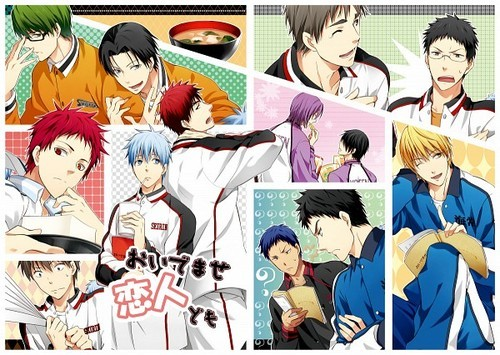 I have soo many faves but my चोटी, शीर्ष fave is Kuroko no Basuke and सेकंड is Fairy tail.