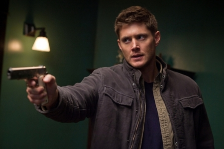 Jensen Ackles as Dean Winchester from 수퍼내츄럴
