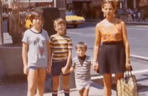 The Barrowman family!