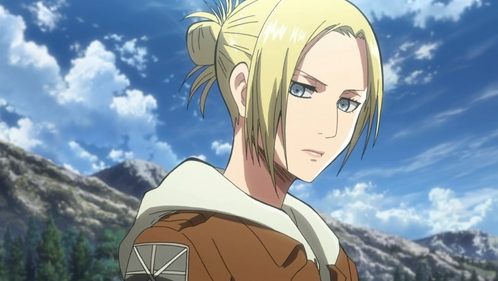 Annie Leonhardt is the first that comes to mind