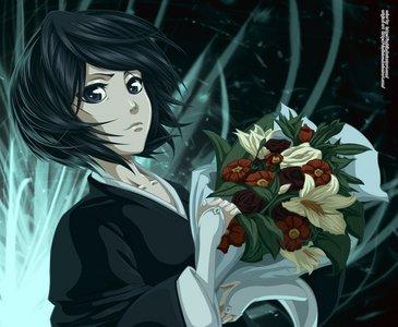 Rukia Kuchiki!<3333