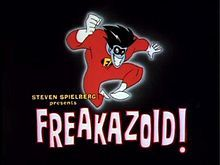 Nah, how 'bout Freakazoid? atau Pinky and The Brain? atau Tiny Toon Adventures?