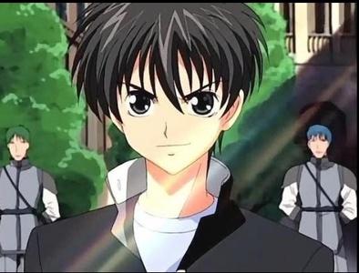 <3 Yuri Shibuya <3 From Kyo Kara Maoh