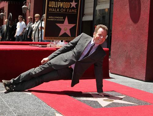 Bryan Cranston - so deserving