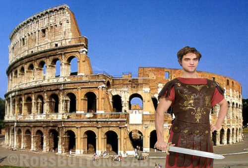 my gorgeous gladiator<3