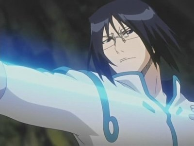 Uryu Ishida <3 <3 <3 Not just my fav bleach character but my fav character of all time <3